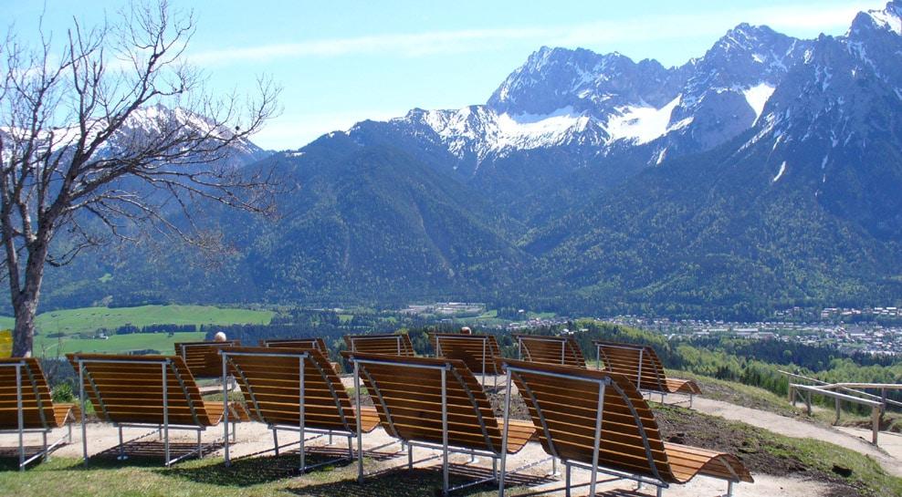 Die Alpenwelt Karwendel