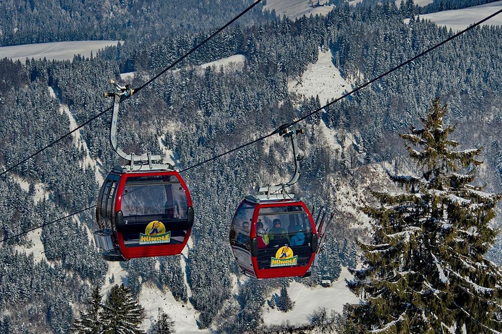 Hündle Oberstaufen: Skifahren im Allgäu