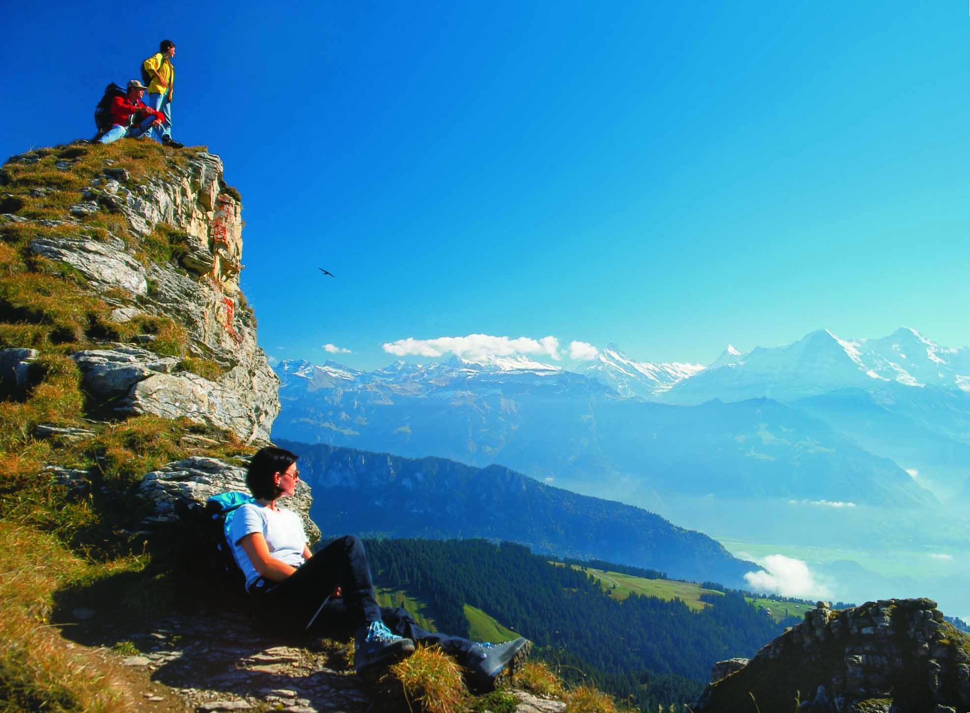 Klettersteig Interlaken : Interlaken schweiz take a walk on the wilde side