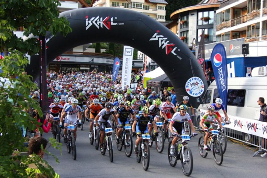 Mountainbike Marathon Ischgl