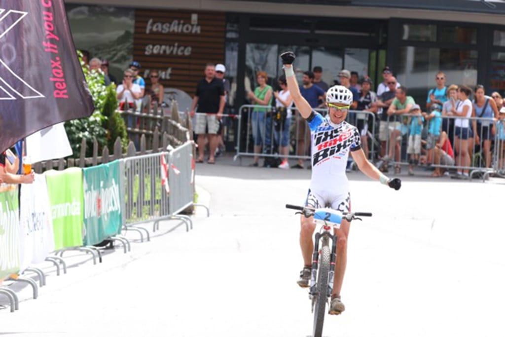 Mountainbike Rennen Ischgl 2014