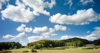 Juralandschaft in Ostbayern