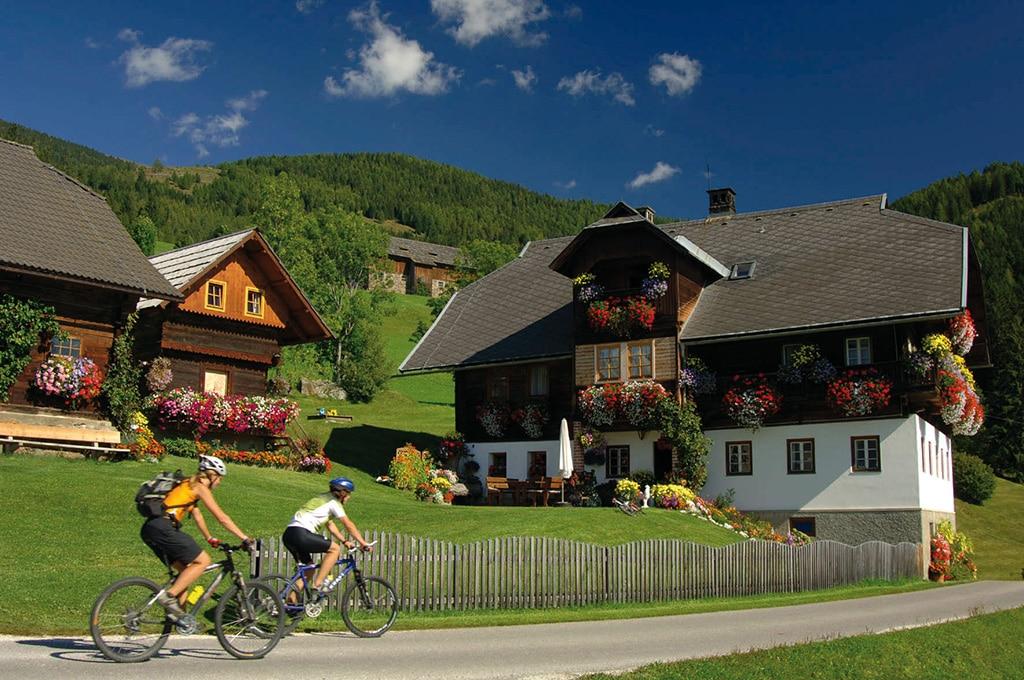 Radfahren im Lavanttal