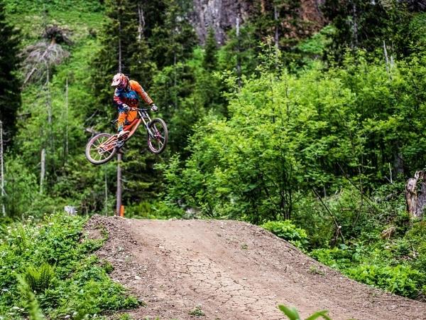 Kandersteg Trail in der Schweiz