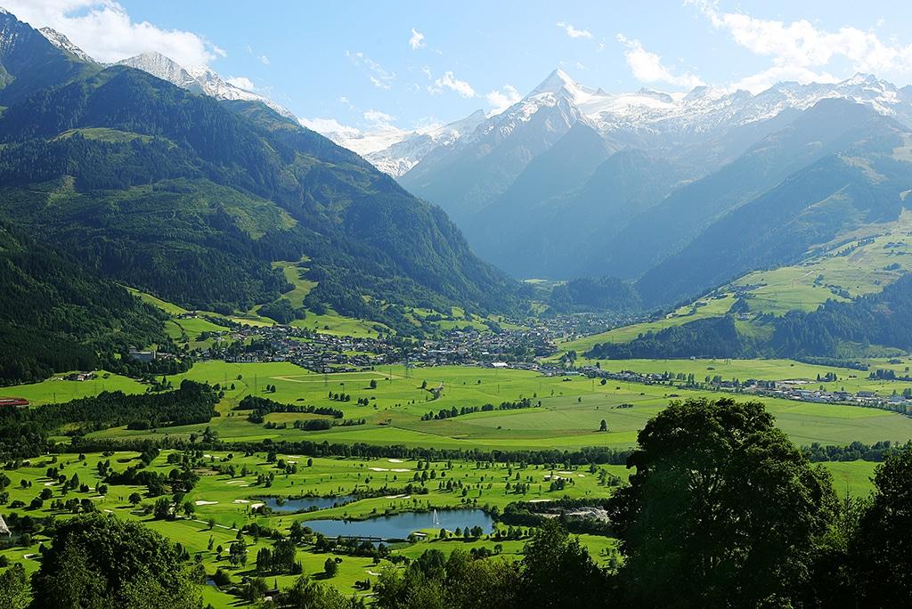 Klettersteig Zell Am See : Urlaub zell am see: gletscher berge und see