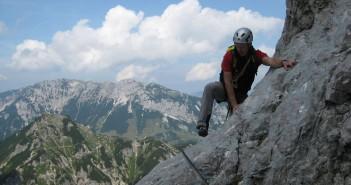 Klettern im Wilden Kaiser Gourmettage