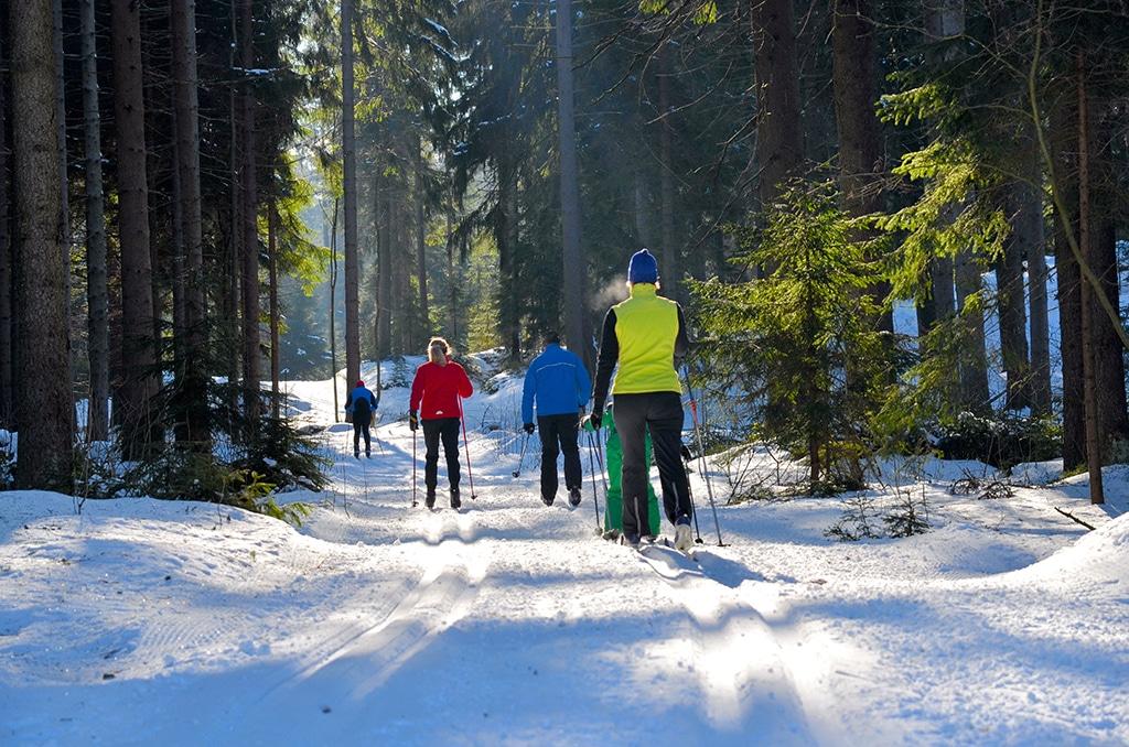 Skifahren Fichtelgebirge