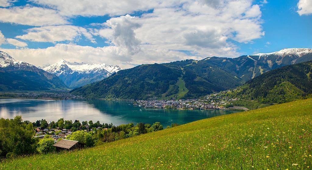 Urlaub zell am see gletscher berge und see for Ferien am see