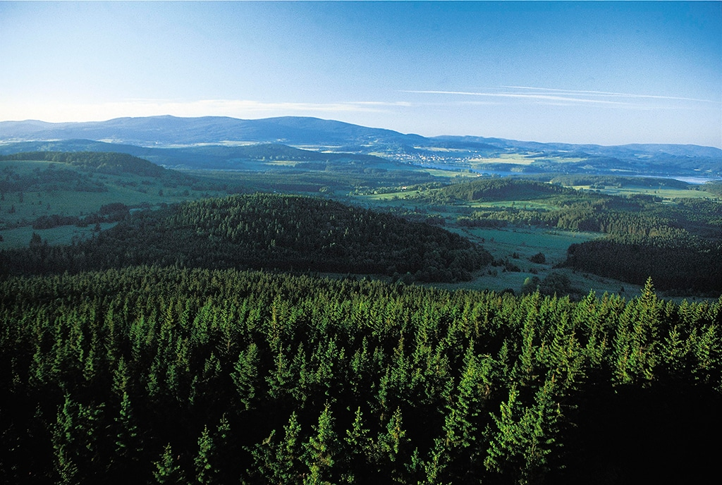 Urlaub im Böhmerwald