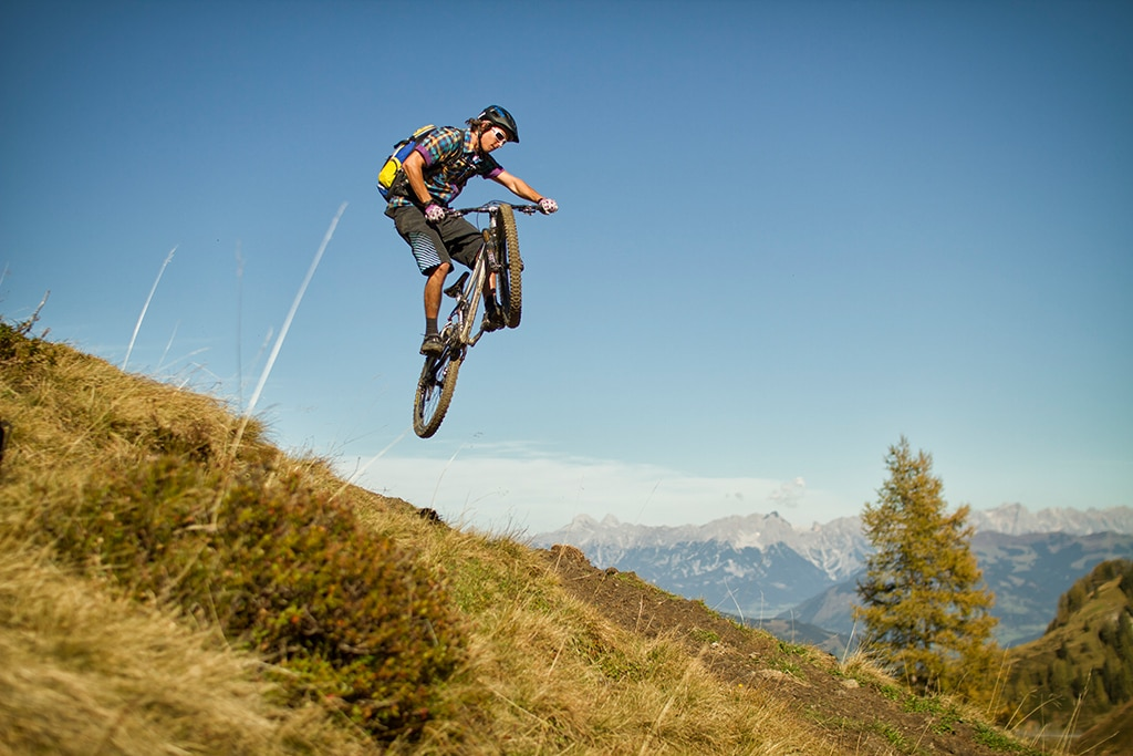 Freeride in Zell am See Kaprun
