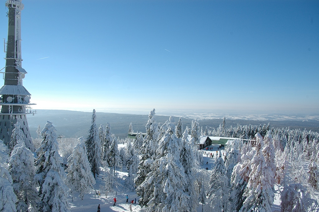 Ochsenkopf Skifahren