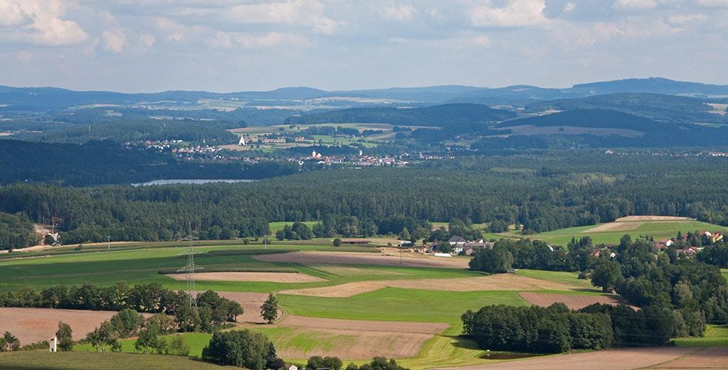 Parkstein in Ostbayern