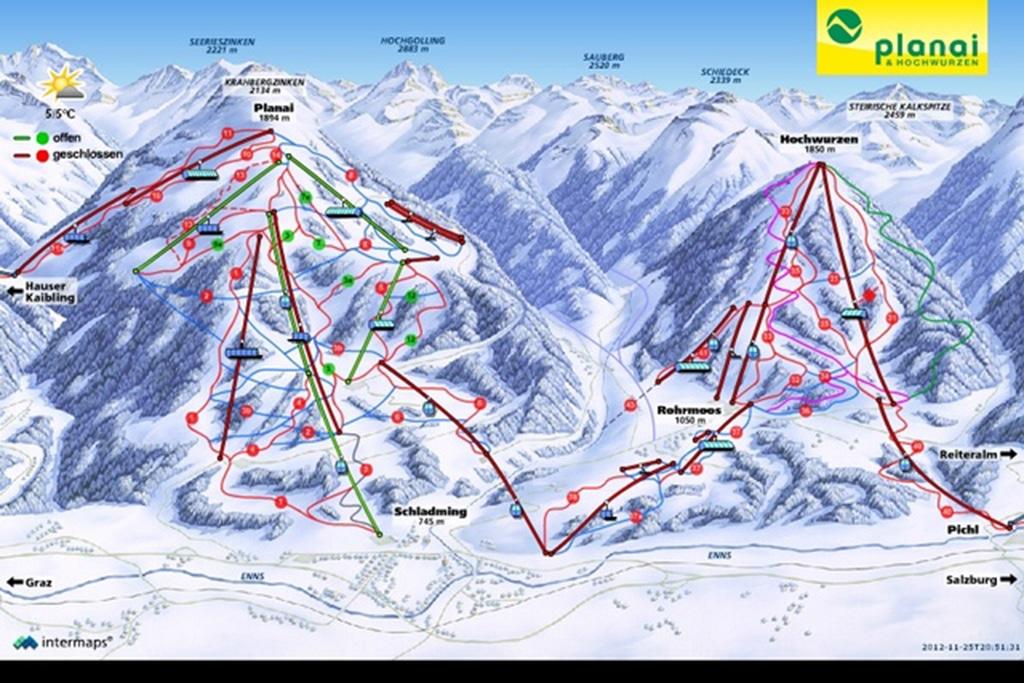 ski alpin schladming