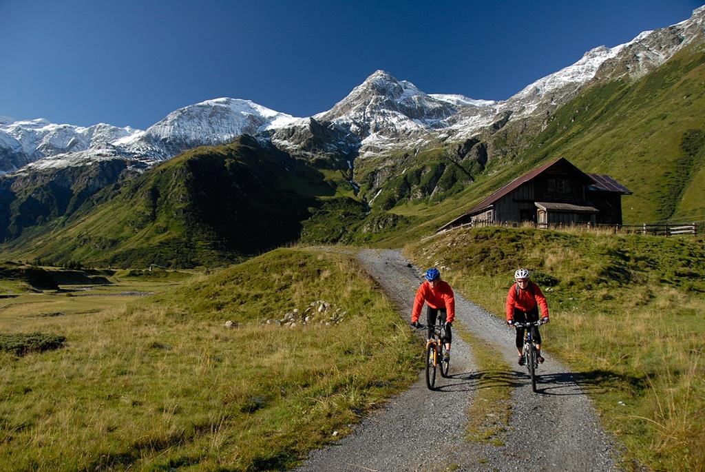 Biken Bad Gastein