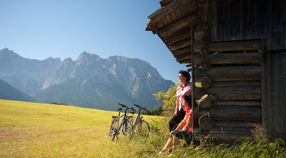 Mountainbike Karwendel