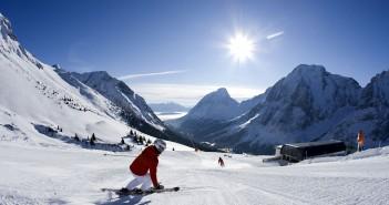 Ehrwalder Alm Skigebiet