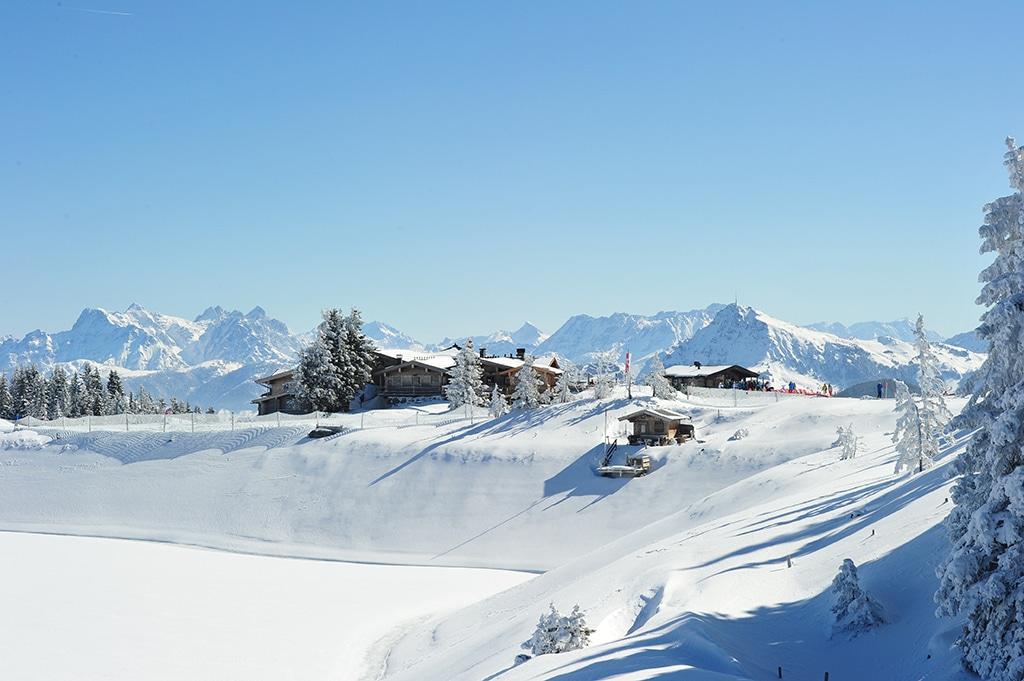 Ellmau Skiwelt