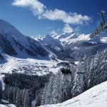 Das Skigebiet Berwang an der Zugspitz Arena Tirol