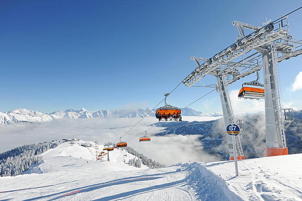 ski saalbach hinterglemm