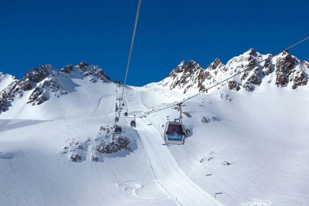 Skiregion Kaunertaller Gletscher