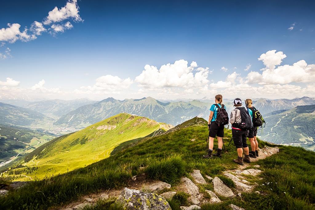 Österreich Wandern Berge
