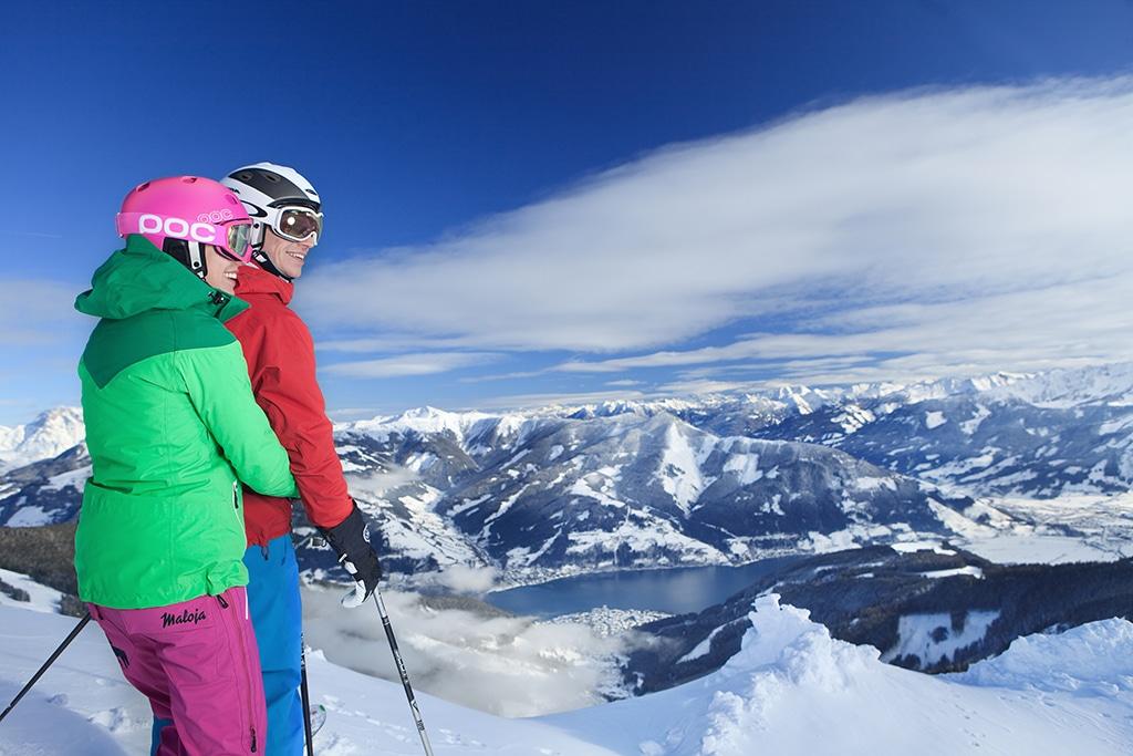Skigebiet Kaprun