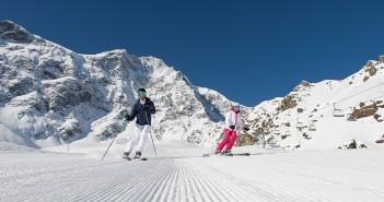 Sulden Skigebiet