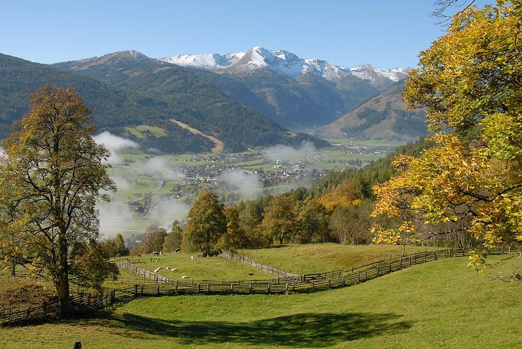 Lungau Österreich