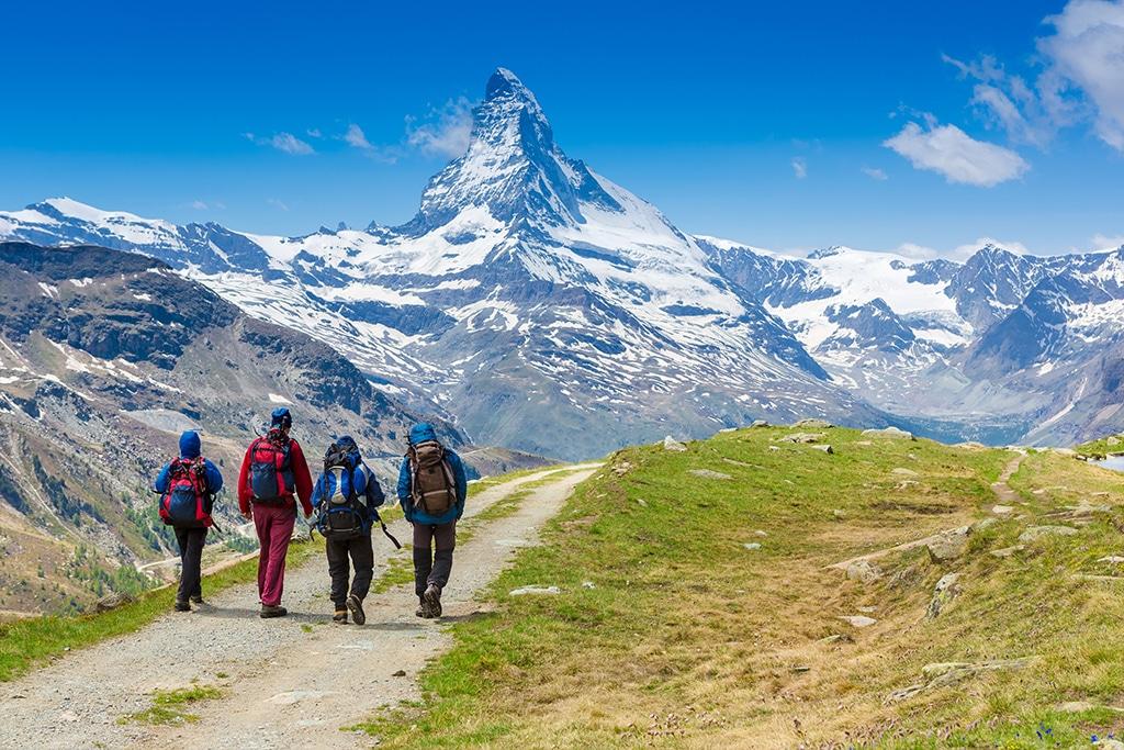 Wandern im Wallis Touren