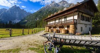 Urlaub in den Ennstaler Alpen