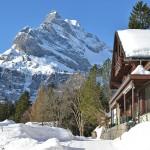 Urlaub im Wallis – Dofurspitze und Mont Blanc