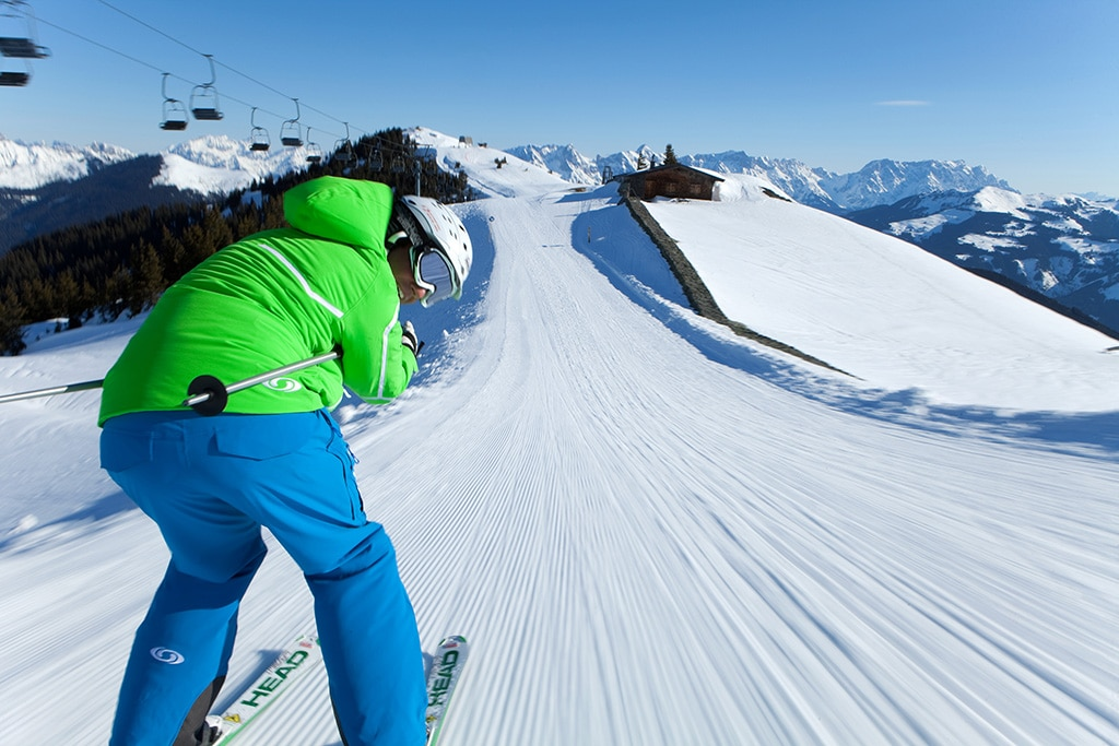 Skigebiete Kaprun