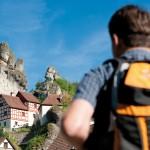 Der Frankenweg – vom Rennsteig zur Schwäbischen Alb