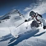 Das Skigebiet Zell am See-Kaprun im Salzburger Land