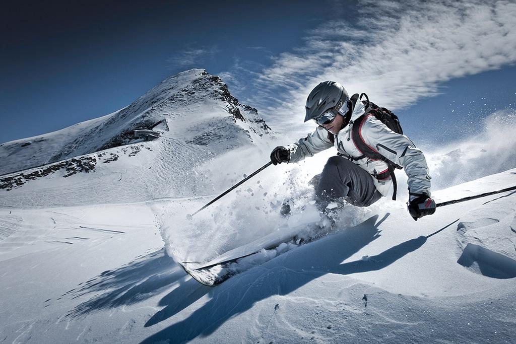 Skigebiet Kaprun Kitzsteinhorn