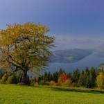 Herbstliches Tafeln rund um den Millstätter See
