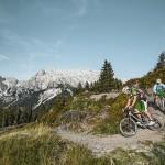 Mountainbiken am Hochkönig – mit dem Bike auf die Alm