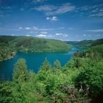 Wandern und Radfahren im Naturpark Frankenwald