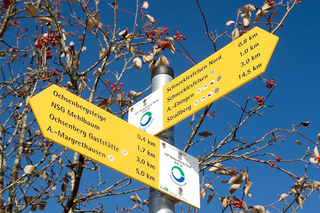 Donau Zollernalb Weg