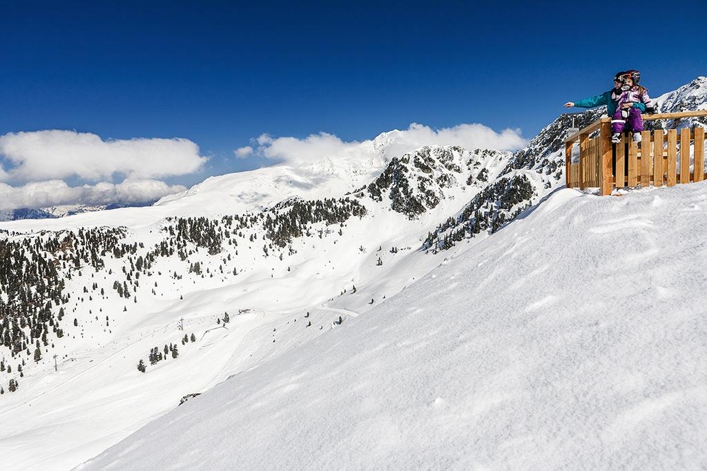 Skigebiet Obergurgl