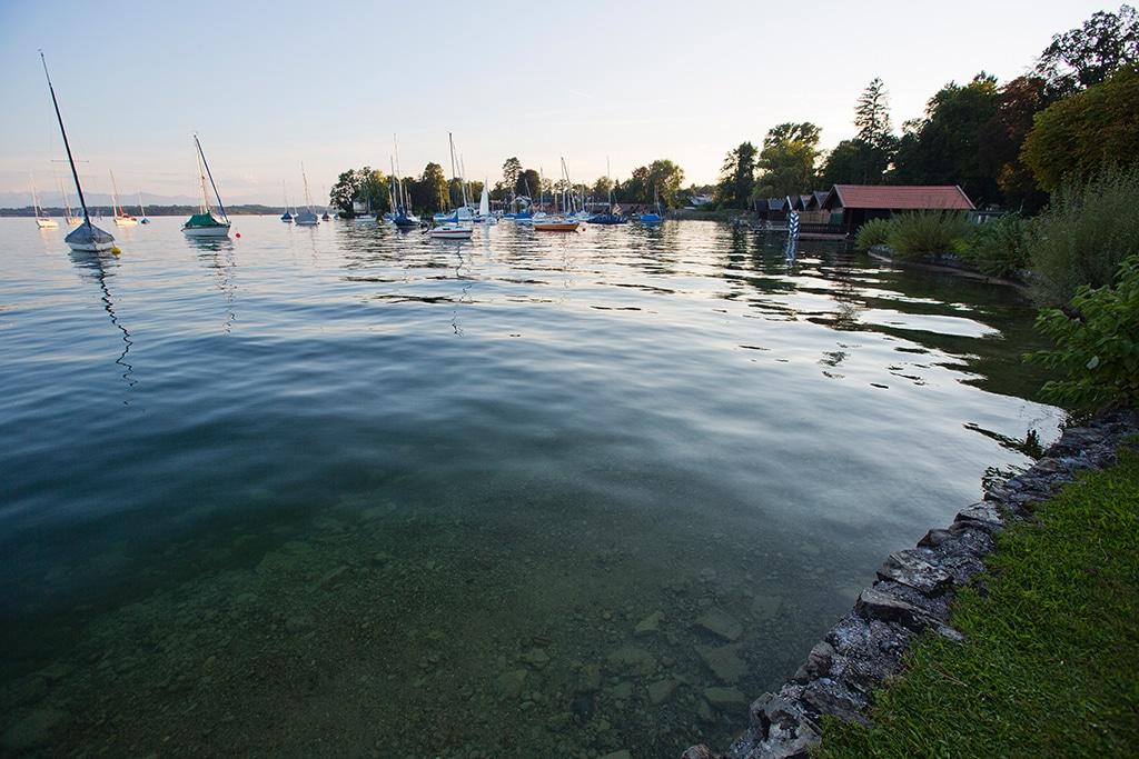 Seen um München: Der Starnberger See