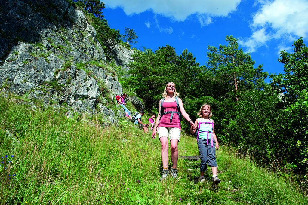 Altmühltal wandern - die Pilgerwege im Naturpark Altmühltal