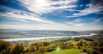 Der Weitwanderweg Nibelungengau