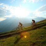 Die Sarntaler Alpen in Südtirol