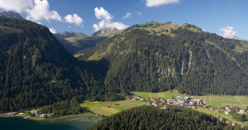 Die alte Salzstraße im Tannheimer Tal