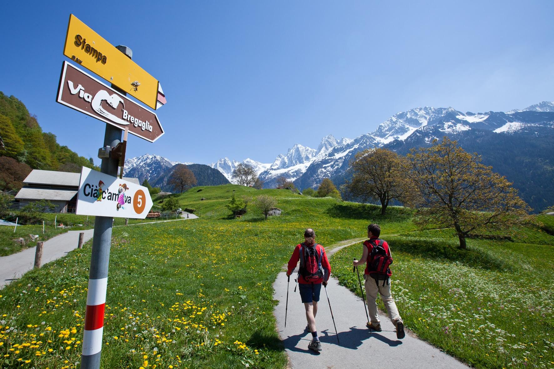 Hüttenwanderung Schweiz