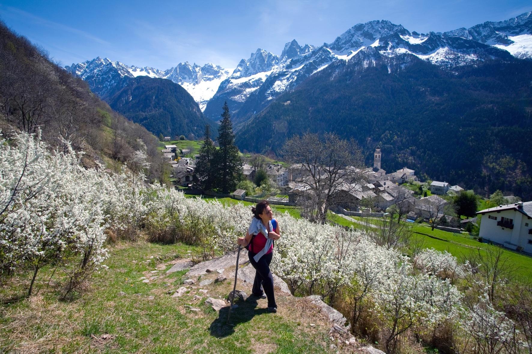 Wandergebiete Schweiz