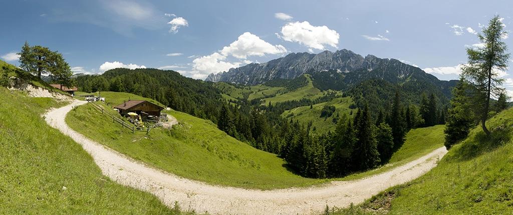 Das Brentenjoch (c) Ferienland Kufstein