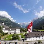 Engelberg in der Zentralschweiz: Entschleunigen mit Gletscherblick