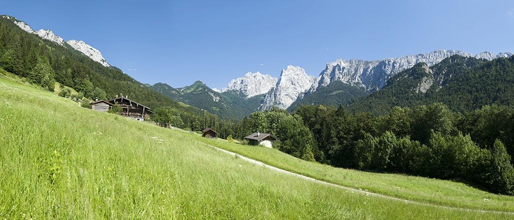 Das Kaisertal (c) Ferienland Kufstein
